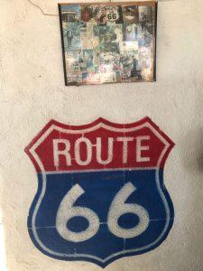 ルート66のロゴ